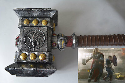 Brand New Mighty Thor Hammer Replica