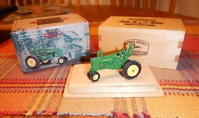 1995 ERTL 50th Anniversary John Deere Model A Tractor Diecast Toy 1:64 Scale