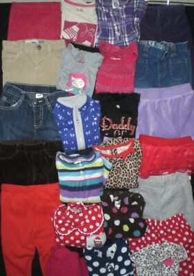 Huge Baby Girls Clothes Lot...size 12-18 months...Super Cute...Fall/Winter!!