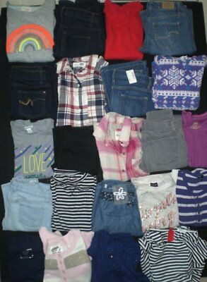 Huge Girls Clothes Lot...size 10 and 12...Super NICE...Fall/Winter!!