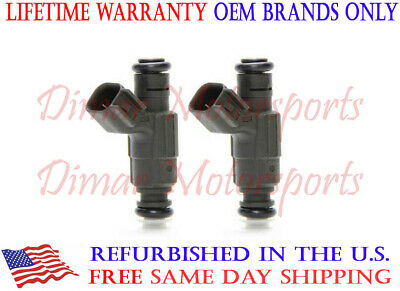 Polaris RZR Ranger 800 Replacement Fuel Injector Set 1204318 1204319 1203568