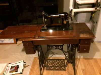 Singer Sewing Machine #66