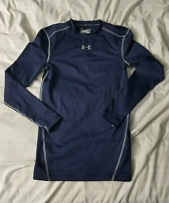 NWOT UNDER ARMOUR COMPRESSION Cold GEAR LONG SLEEVE SHIRT Small