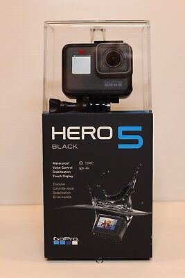GoPro Hero 5 Black Camera     Excellent Condition      GoPro HANDLER INCLUDED