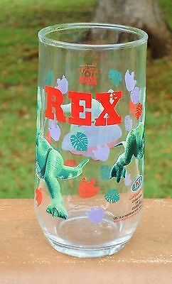 Collectable IXL Limited Edition Disney Pixar Toy Story 'REX' Tumbler Glass
