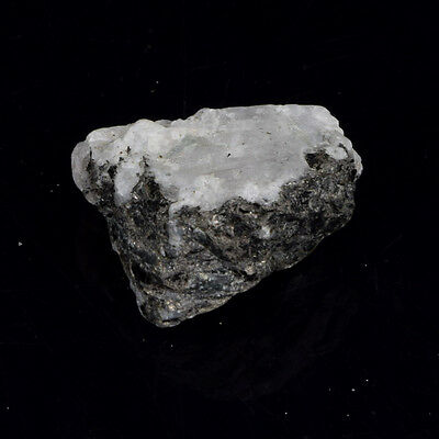 Egl Certified 100% Natural 114.00 Ct. White Rainbow Rough Loose Gemstone V-4367