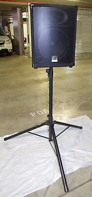 Wharfedale Pro SVP-12 Passive Speakers (2) with stands