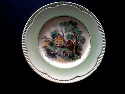Clarice Cliff English Pottery Plate