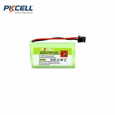 Cordless Home Battery AA 1600mAh 2.4V NIMH for Uniden BT-1007 BT-904 DECT1500