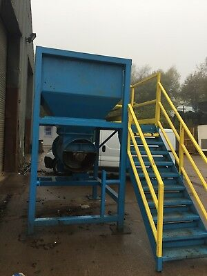 Hopper Screw Feeder Year 2008