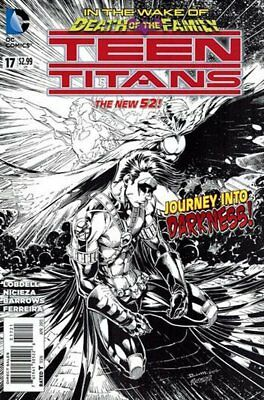 Teen Titans (Vol 4) #  17 Near Mint (NM) 1in25 VARIANT DC Comics MODERN AGE
