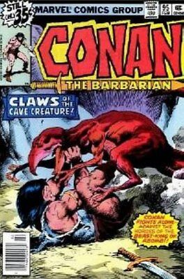 Conan the Barbarian (Vol 1) #  95 (FN+) (Fne Plus+) Marvel Comics ORIG US