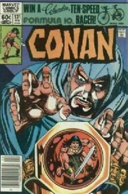 Conan the Barbarian (Vol 1) # 131 (NrMnt Minus-) (NM-) Marvel Comics AMERICAN