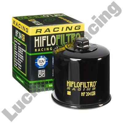 Hiflo Filtro HF204RC oil filter to fit Triumph models Replace T1210444 T1218001