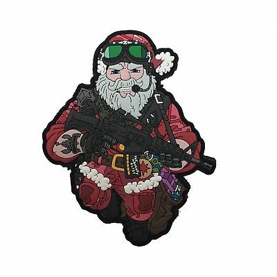 Tactical Santa Claus - Weihnachtsmann Xmas Patch
