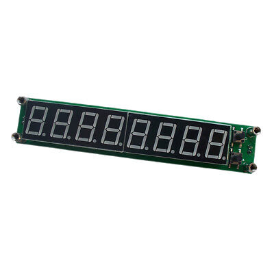 Signal Frequency Counter 8LED RF Cymometer Tester Module 0.1MHz-1000MHz Red