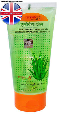 150 ml Herbal Aloe Vera Gel for Soft & Glowing Skin From Patanjali