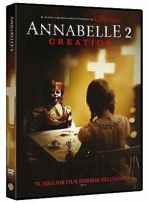 Annabelle 2 - Creation (Dvd) Nuovo, Italiano, Originale