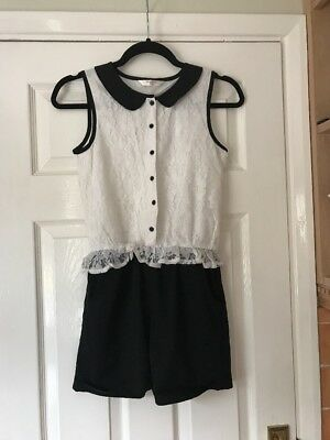 Girls Playsuit Age 12