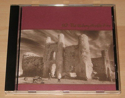 U2 - The Unforgettable Fire (CD 1996). Ex Cond