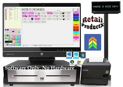 Affordable Cafe POS software cash register