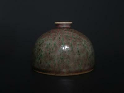 Superb Antique Chinese Porcelain Red Glaze Taibai Zun Wine Pot