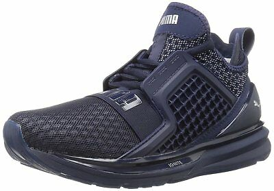 808f11a0a0f2 PUMA IGNITE LIMITLESS C Peacoat-French Blue Size 14 Cross Trainer ...