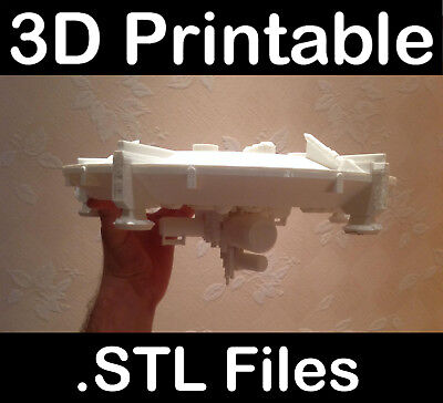 3D printable STL files UFO from District 9