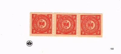merchant and farmers trading stamps