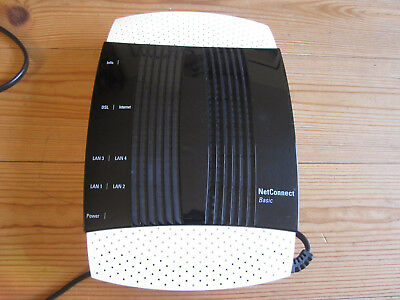 Router Net Connect Basic, Turbolink 2203