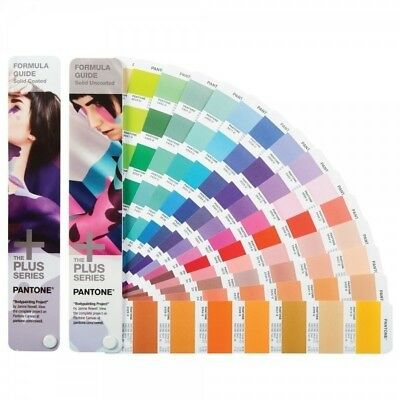 PANTONE FORMULA GUIDE Solid Uncoated & Solid Coated, The Plus Series