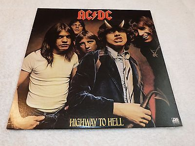 Ac/dc Lp Highway To Hell 1979 1St Pressing