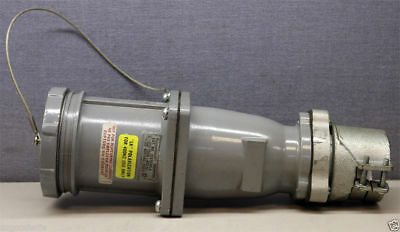 Russellstoll JCS1534LK 150 Amp Pin and Sleeve Receptacle