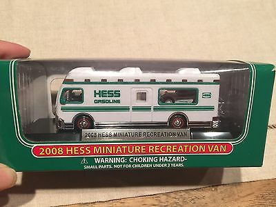 2008 Hess Miniature Recreation Van Dune Buggy Original Box NEW In Box