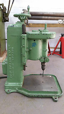 Bench Drill ~ Fred Pollard of Leicester .......REDUCED !!