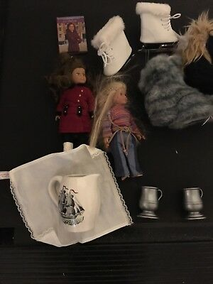 American girl doll MISC accessories lot