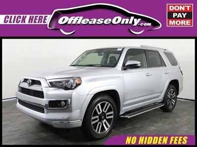2016 Toyota 4Runner Limited RWD