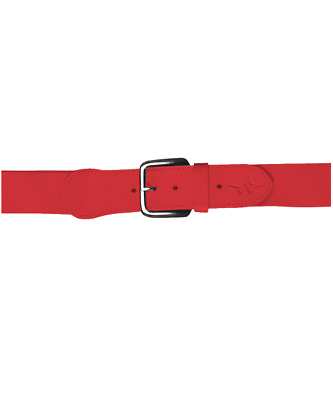Alleson Youth Baseball Belt - Red