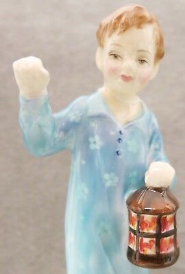 WEE WILLIE WINKIE Figurine – Royal Doulton - English