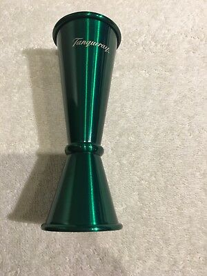 Tanqueray Gin Logo Branded Cocktail Jigger Metal NEW