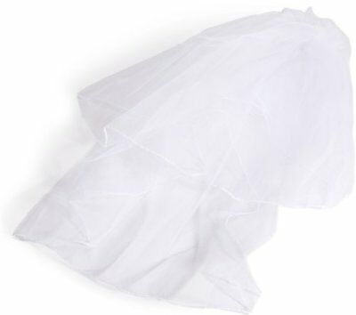 Wilton Tiered Rolled Edge Communion Veil New
