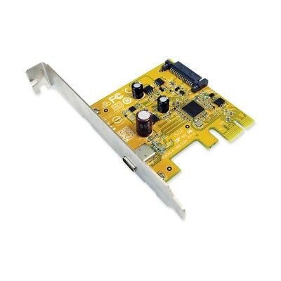 Sunix USB2311C USB3.1 Enhanced SuperSpeed Single port PCI Express Host Card with