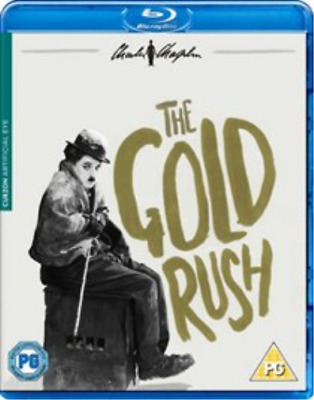 Charlie Chaplin, Tom Murray-Charlie Chaplin: The Gold Rush  Blu-ray NEW