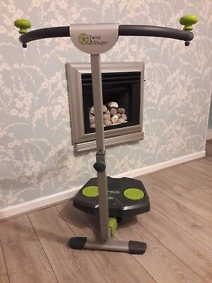 Brand New - Twist and Shape exercise machine - set up but never used
