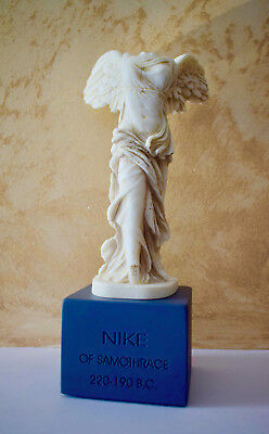 "Statue ""nike Of Samothrace"" Handmade From Greece"