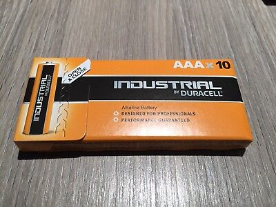 Duracell AAA Industrial Batteries