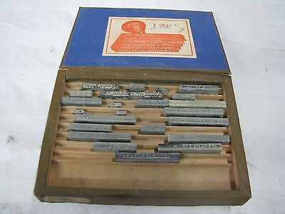 SUPERIOR SOLID RUBBER TYPE in Box