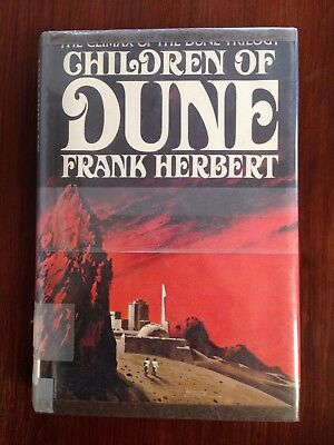 Children of Dune by Frank Herbert (1969, Hardcover) Ex Library Book 3