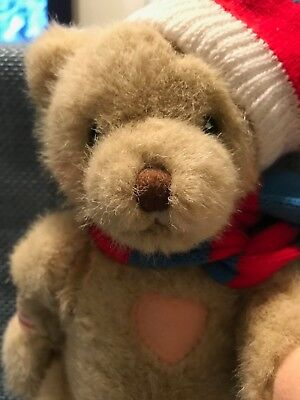 Vintage 1994 Priscilla Hillman  Cherished Teddies Winter Theadore New With Tags