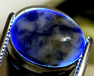 Schöner Sodalith / Oval-Cabochon  7,92 Ct  Namibia